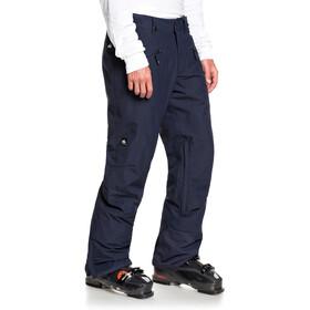 Quiksilver Boundry Snowboard bukser Herrer, blå